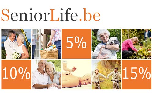 La carte SeniorLife.be